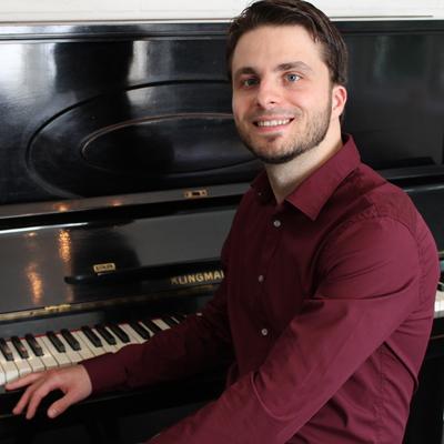 Richard Pouw Music Composer Portrait